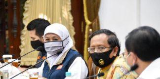 Gubernur Jatim, Khofifah Indar Parawansa