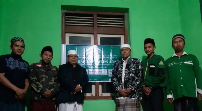 Peresmian Gedung PAC GP Ansor Tapen Bondowoso