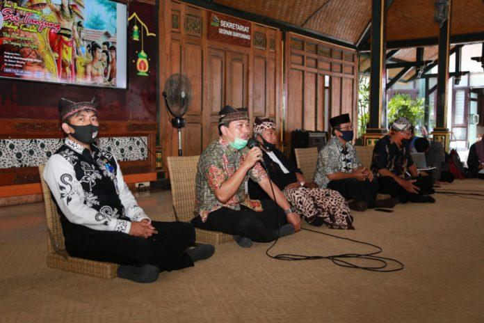Pemerintah Banyuwangi Gelar FGD Pemajuan Kebudayaan dengan Launching Buku
