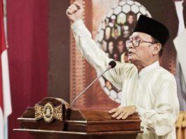 Sastrawan Madura Asal Sumenep, D Zawawi Imron