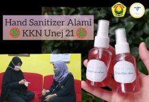 KKN UNEJ 21 Lakukan Edukasi New Normal sebagai Upaya Pencegahan COVID-19 di RT/RW 04/04 Kelurahan Jodipan Kota Malang