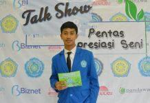 Muhammad Yayan, Presidium Nasional Ikatan Badan Eksekutif Mahasiswa Pertanian Indonesia (IBEMPI) Periode 2020-2021.