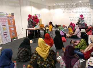 Aliansi Perempuan Lamongan Gelar Pelatihan Pemberdayaan Ekonomi Produkif