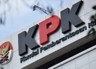 (Kantor KPK di Kuningan, Jakarta Selatan).