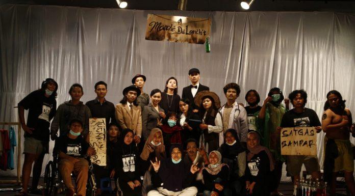 Mahasiswa Teater 2 Sastra Indonesia FIB
