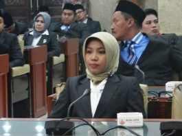 Foto: Anggota DPRD Jember Titin Handrayani.
