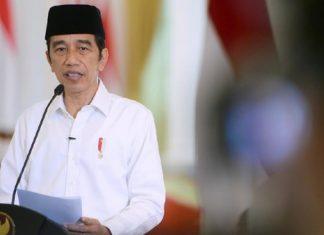 Presiden Jokowi (Muchlis Jr/Biro Pers Sekretariat Presiden)