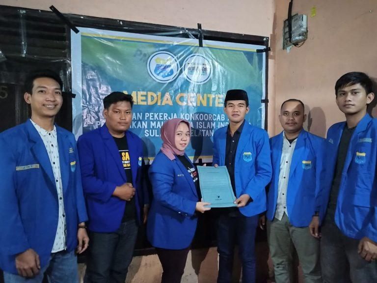 Muhtar Mursalim Kader Parepare Maju Dalam Bursa Pencalonan Ketua PKC PMII Sulsel
