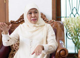 Gubernur Jawa Timur, Khofifah Indar Parawansa. (Dok. Foto: Femina)