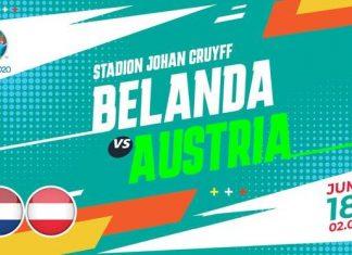 Live streaming belanda vs austria