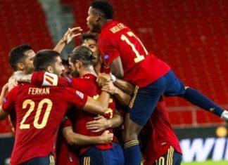 Link Live Streaming Euro 2020, Spanyol Vs Swedia