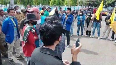 PKC PMII Sulsel Kutuk Tindakan Pemukulan Kader Bulukumba oleh Bupati