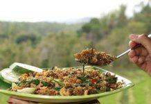 Nasgoti, kuliner khas Pegunungan Wilis.