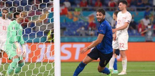 Live Streaming Euro 2020, Italia Vs Wales