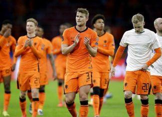 Link Live Streaming Timnas Belanda vs Ukraina