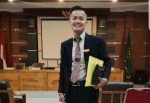 Advokat Muda, Jufaldi, S.H,. (Dok. Foto: Beritabaru.co/ Istimewa)