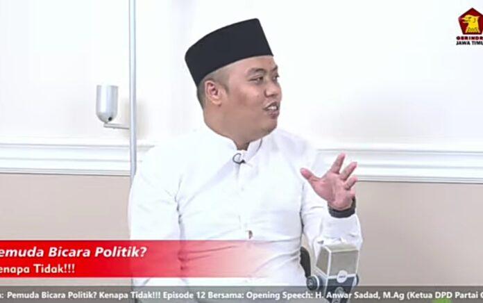 Ketua PMII Jatim Bicara Periodisasi DPR